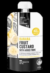 Picture of Banana fruit custard
