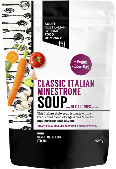 Picture of SAGFC Classic Italian Minestrone Soup
