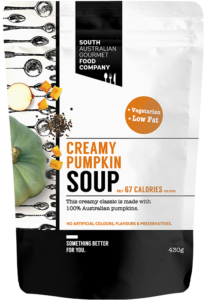 Picture of Creamy pumpkin soup 430g