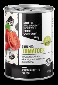 Crushed Tomatoes No Added Salt