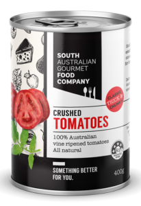 Crushed Tomatoes Classic