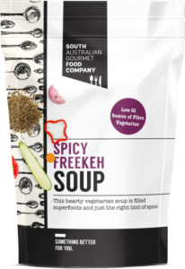 Spicy Freekeh