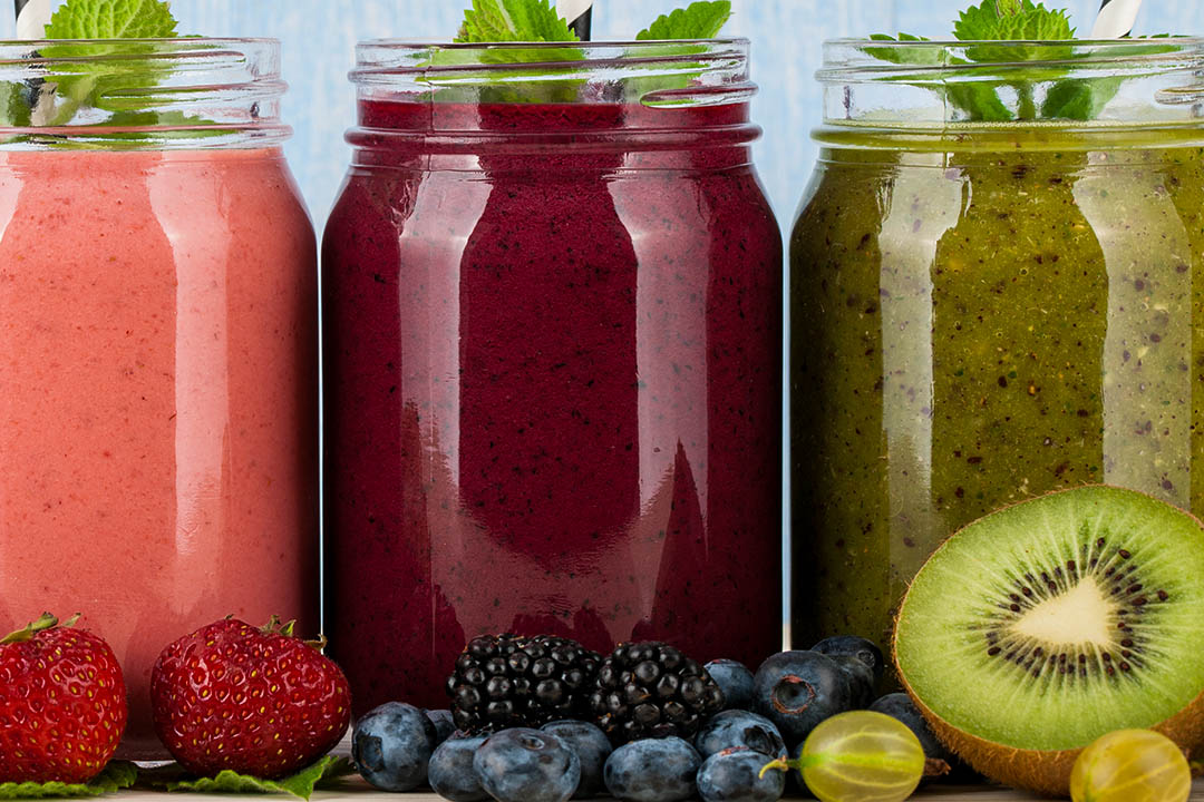 4 smoothies - The benefits of Inulin - a healthful prebiotic